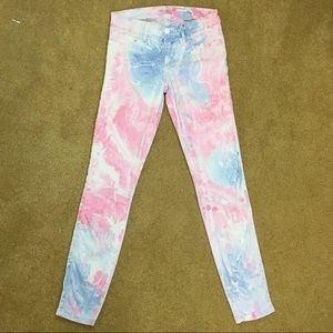 Guess Jeans - Guess Brittney Marble Skinny Jeans 27